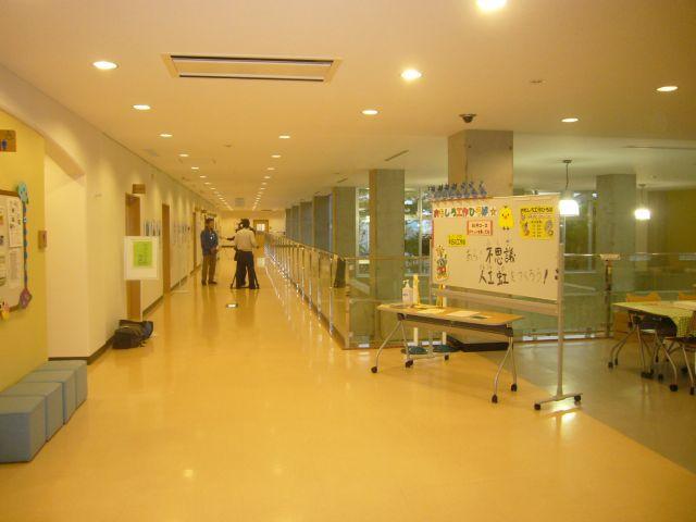 総合教育センター内部2階