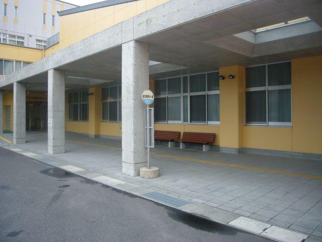総合教育センターバス停
