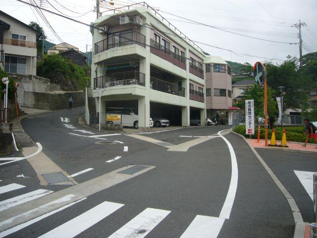 総合教育センター入口ふれあい号運行経路
