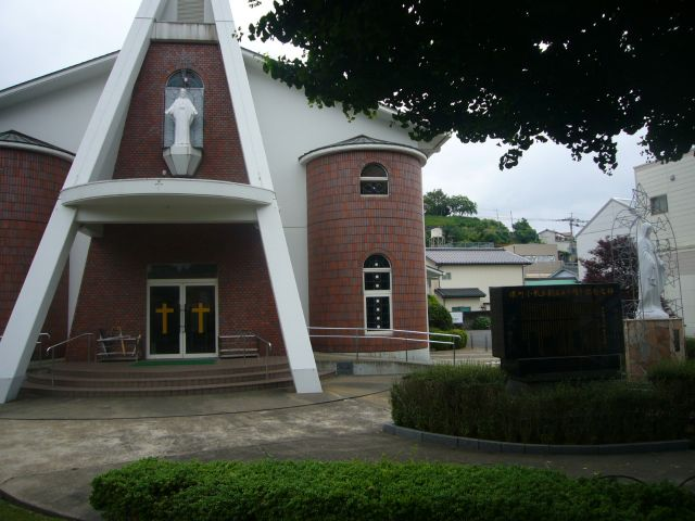 俵町カトリック教会その2