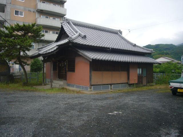 淀姫神社全景