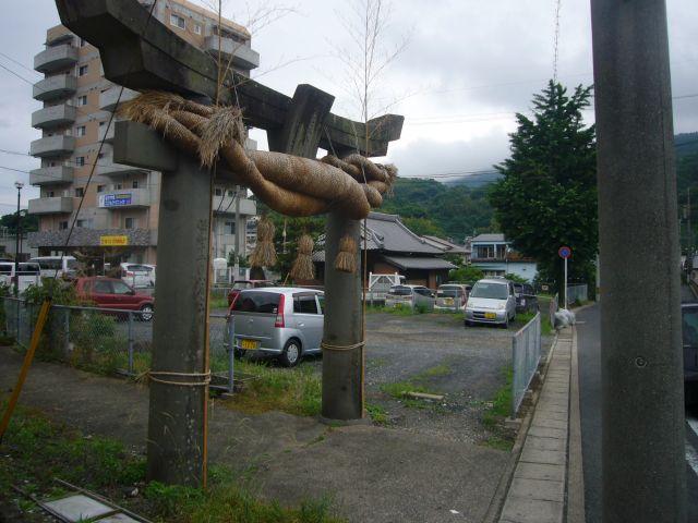 淀姫神社鳥居その2