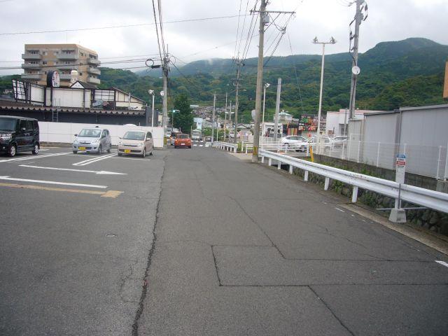淀姫神社まめバス遠景