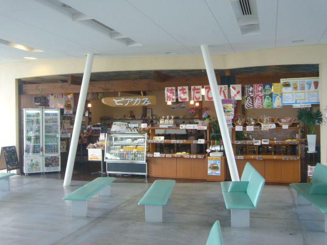 新みなとターミナル・カフェ