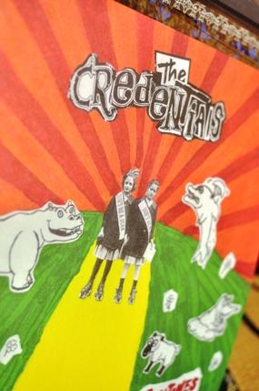 THE CREDENTIALS