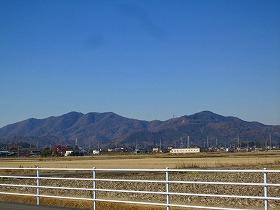 太平山から馬入不山