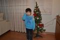 ノリキ4歳クリスマスツリー