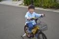 ノリキ4歳自転車