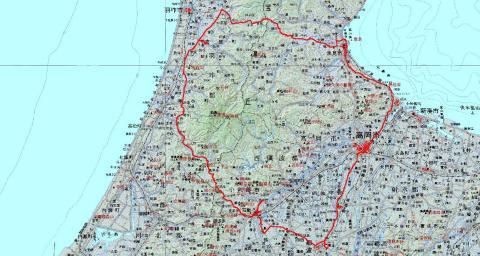 130517石川~富山周回ログ