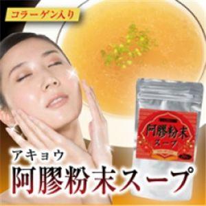 阿膠(アキョウ)粉末 スープ