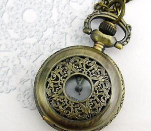 欲しかった懐中時計!