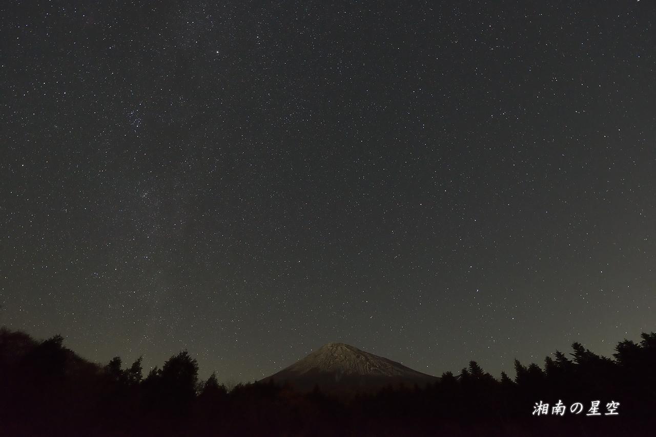 20141123_富士山と北の空