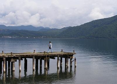 十和田湖西湖