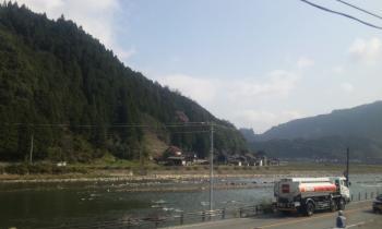 中国地方の謎の川