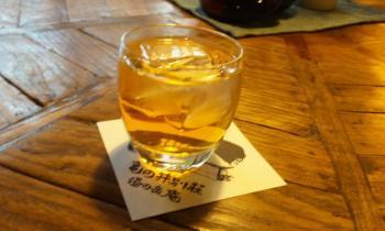 亀の井 梅酒