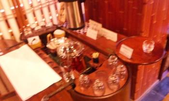 亀の井 フロントにある梅酒