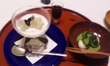 亀の井 デザート