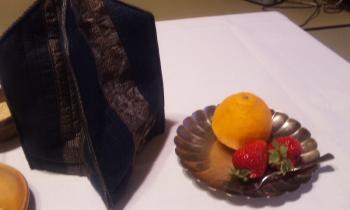 湯布院 朝食 フルーツ