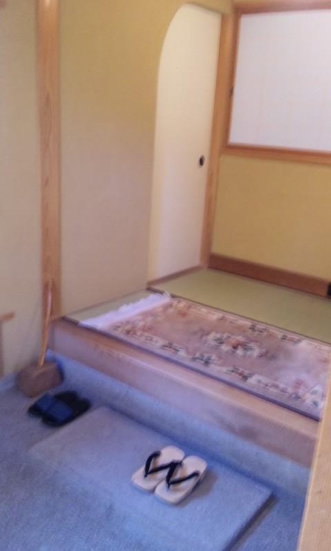 亀の井 素敵な部屋玄関2