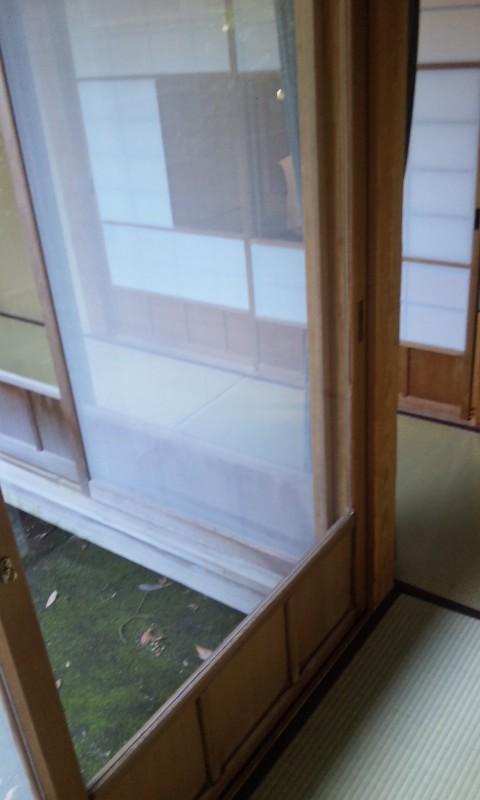 亀の井 畳の廊下
