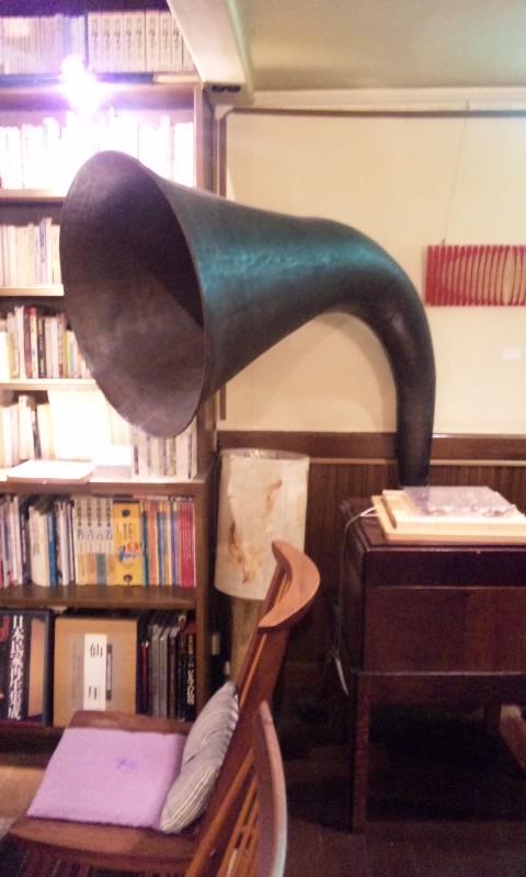 亀の井 蓄音機