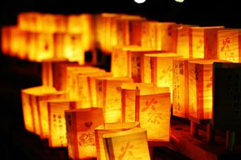 那智美瑛火祭りは7月24日です(7.21)
