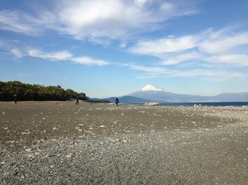 三保の松原と富士山1