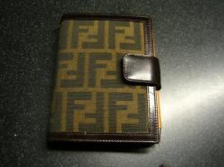 FENDY の手帳