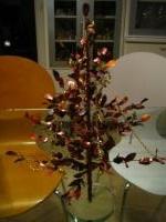 母作のXマスツリー