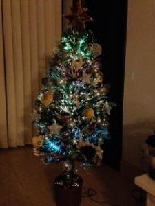 Xマスツリー2