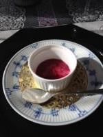サロン・ド・マリー ビーツのスープ