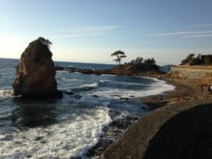 立石の絶景2
