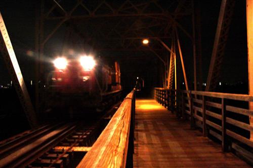 1081列車はDD51