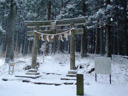 生出森八幡神社