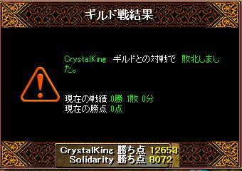 RedStone 13.12.22 結果