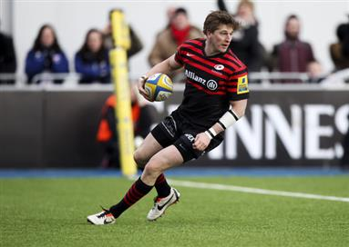 David+Strettle+Saracens+v+London+Welsh+Aviva+r0fNawvkZDZl (PSP)