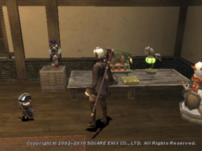 PC版の2人には家具の中に入っているようにしか見えてないはずです