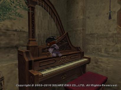副部長ピアノに乗るの巻3
