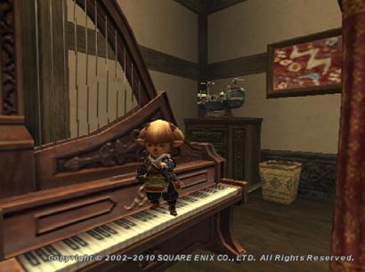ピアノを足で弾くタルタル06
