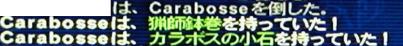 カラボス戦利品20101126