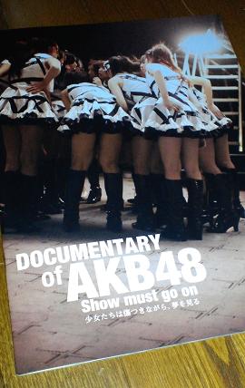 AKB48 パンフ