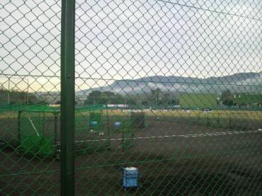 鴨川秋季キャンプ2012最終日。