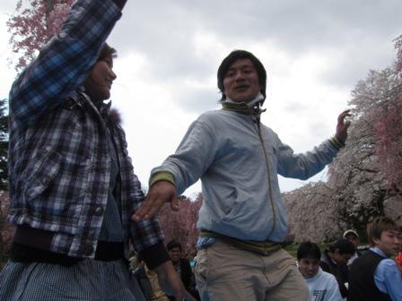 ネパールダンス