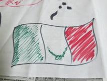 国旗(メキシコ)