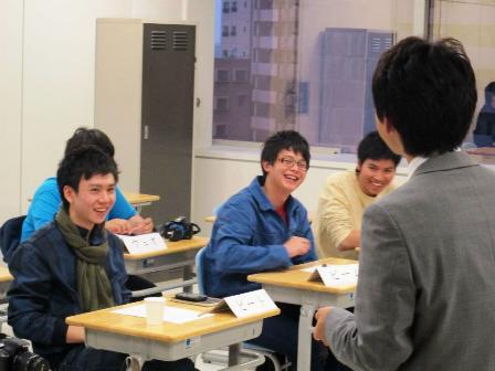 日本語の授業
