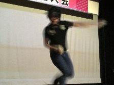 ガンバヤルさん 激しいダンス