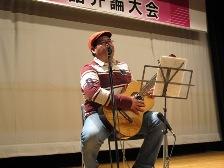 ドミンゴさん ギター&歌のメドレー