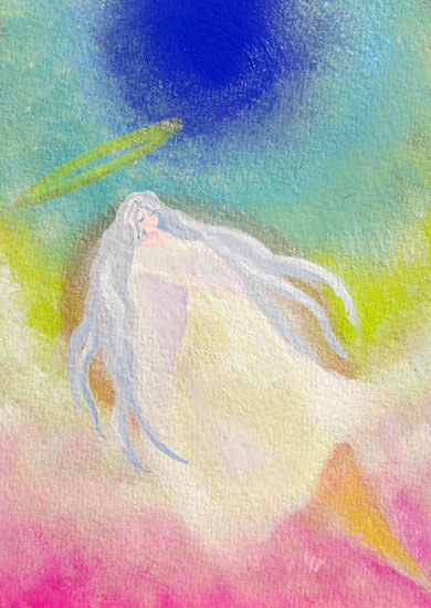 大天使アズラエル