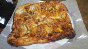 マイバースデーピザ