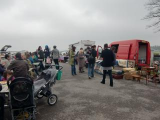 sandown park antique fair5